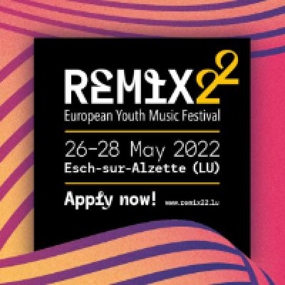Appels à candidature : European Youth Music Festival 2022