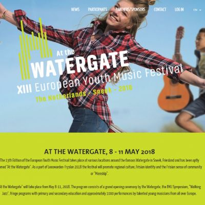 At the Watergate