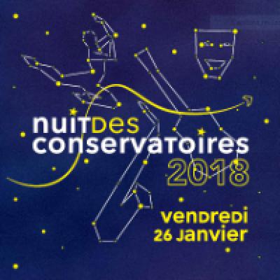 Nuit des Conservatoires 2018