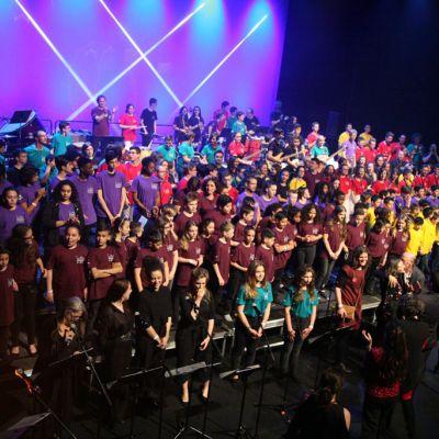 Les dix ans des Orchestres à l'Ecole