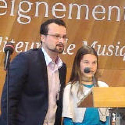 Les prix de l'Enseignement musical 2016